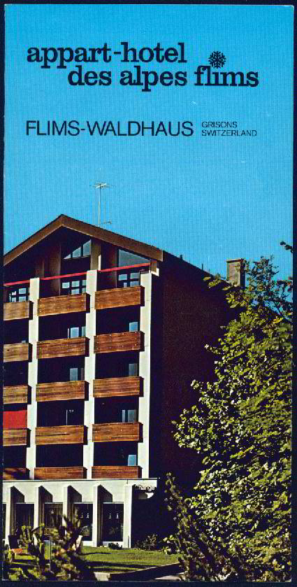 Reiseprospekte schweiz 02 for Appart hotel alpes