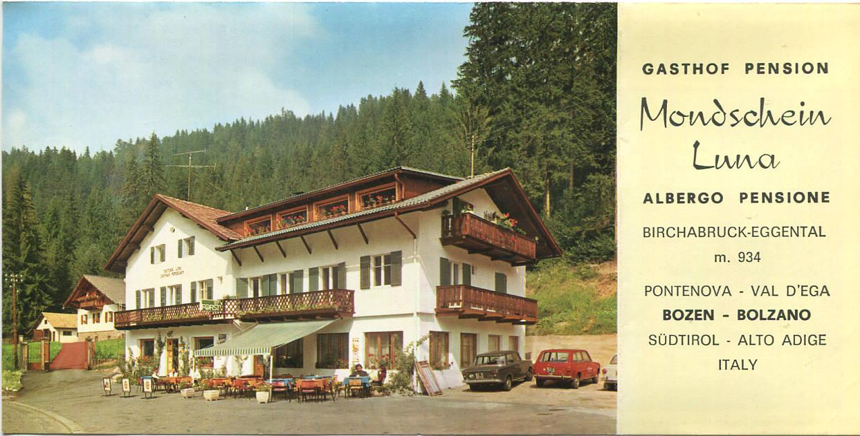 Hotel Mondschein Eggental Italien