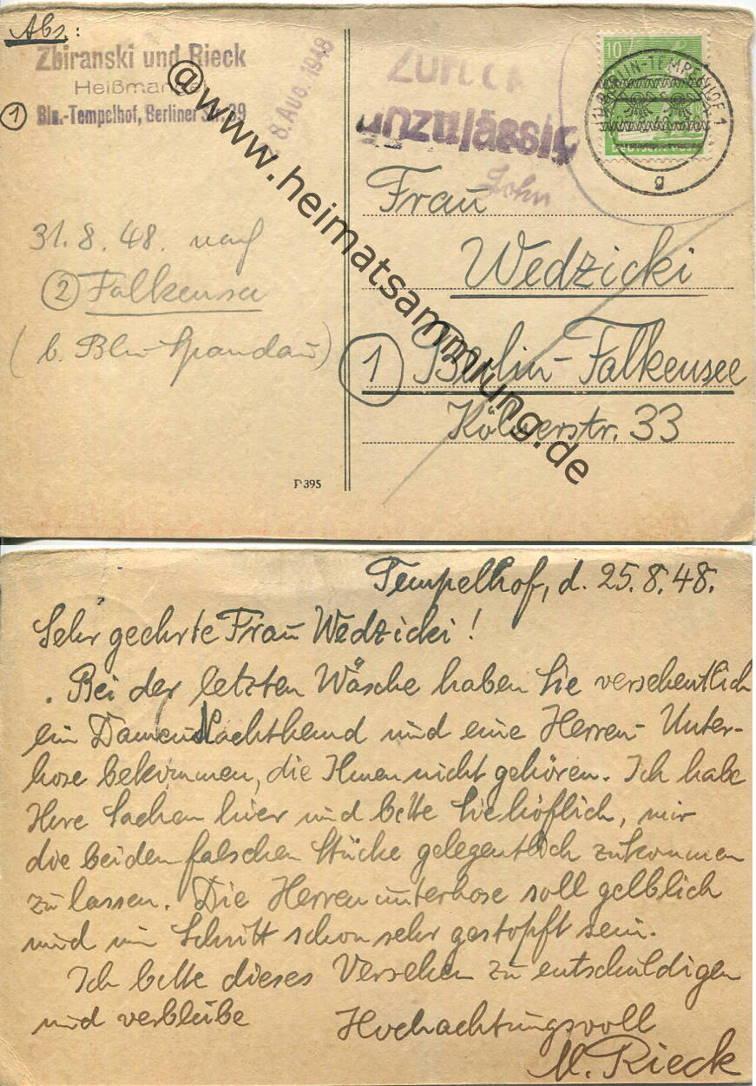 Briefe Deutschland 01