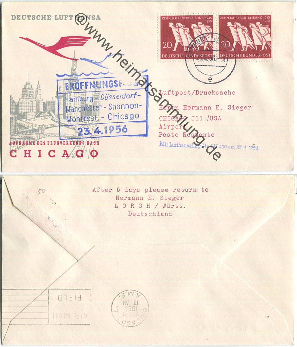 Briefe Flugpost 01