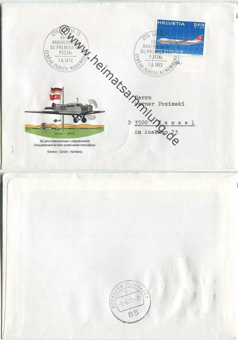 Briefe Schweiz