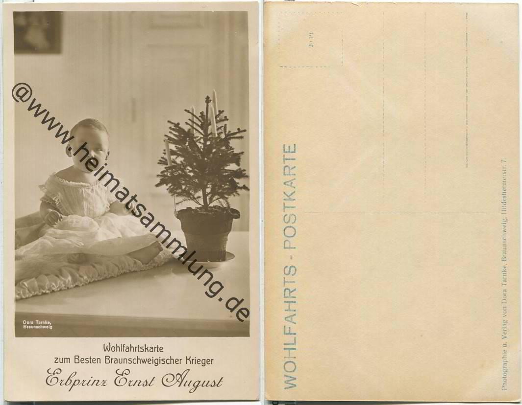 historische ansichtskarten adel herzogtum braunschweig. Black Bedroom Furniture Sets. Home Design Ideas
