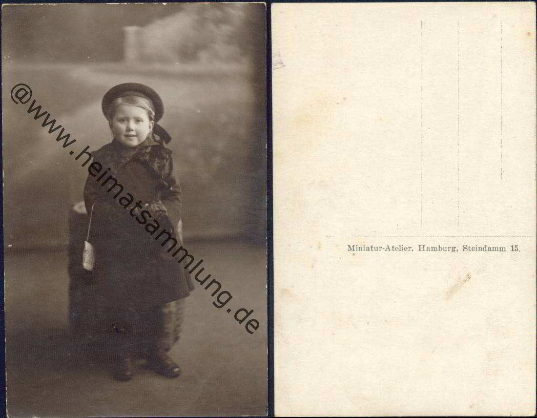historische ansichtskarten kinder foto karten