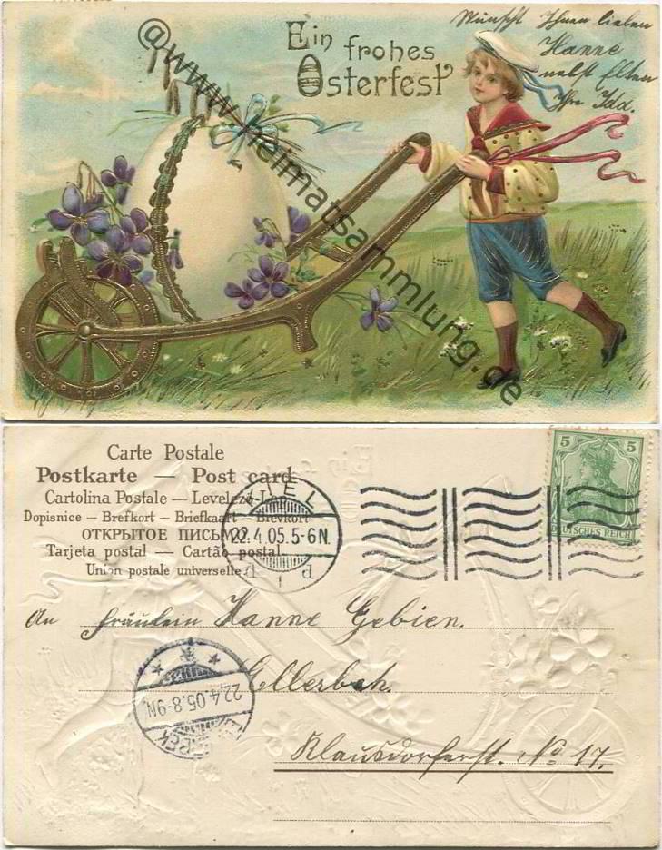 veilchen bilder postkarten