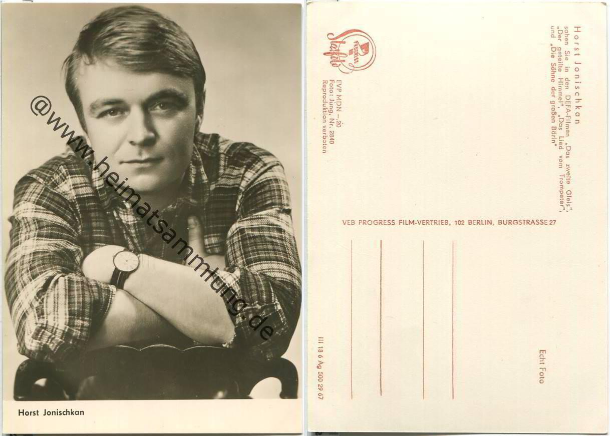 Horst Jonischkan