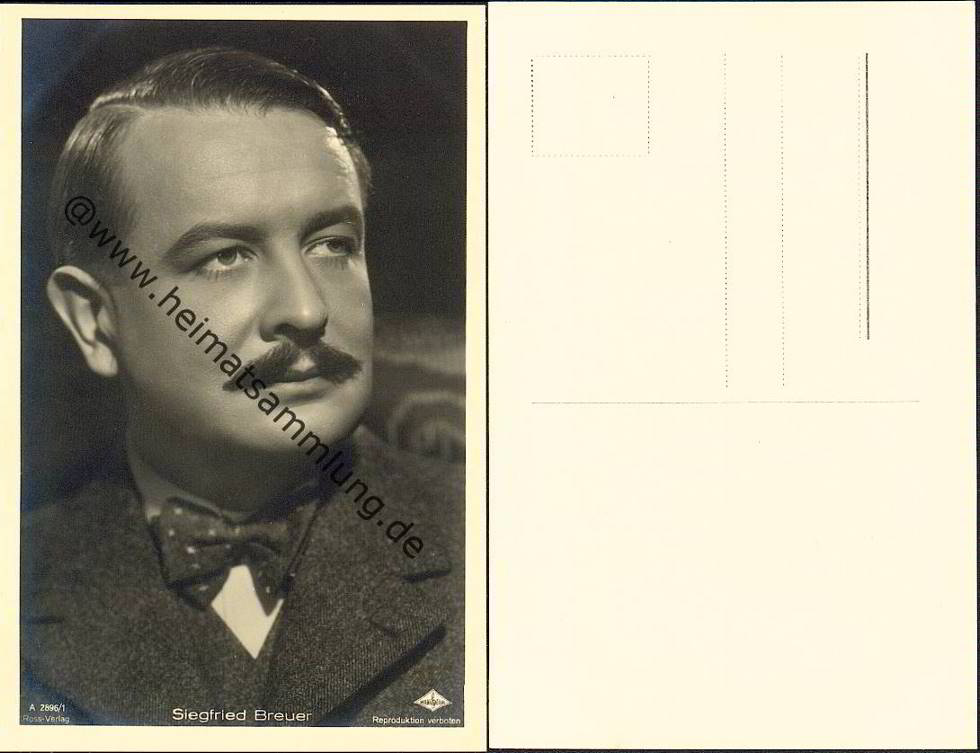 Siegfried Breuer