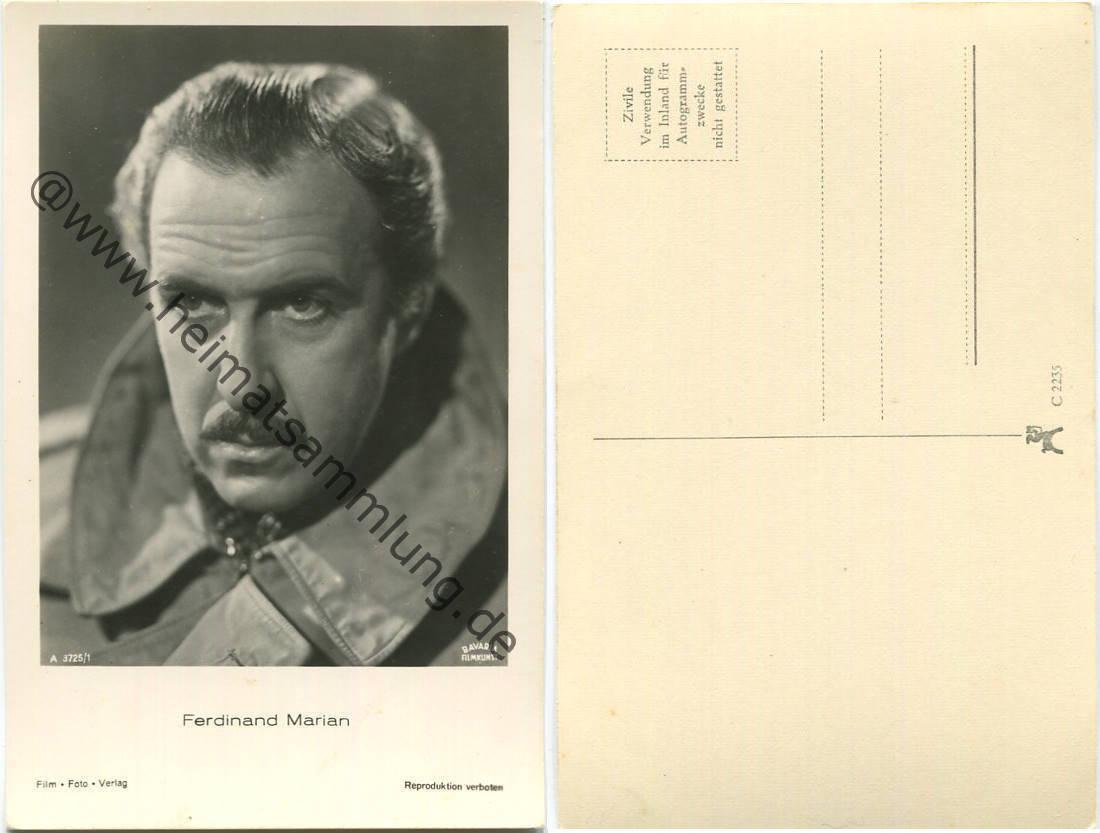 Ferdinand Marian