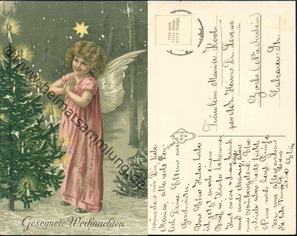 historische ansichtskarten gl ckwunsch weihnachten 02