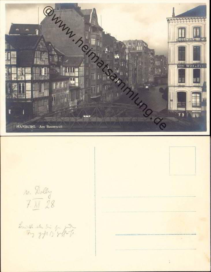 historische ansichtskarten hamburg 01. Black Bedroom Furniture Sets. Home Design Ideas