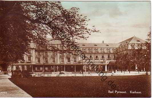 Kurhaus Bad Pyrmont