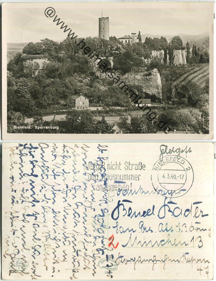 Historische-Ansichtskarten-Bielefeld