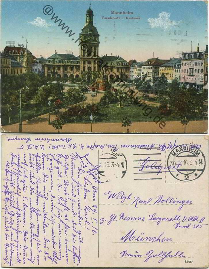 friedrichsplatz 5 mannheim