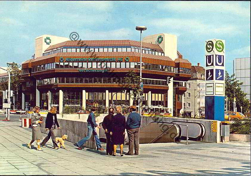 Rotebühlplatz Stuttgart