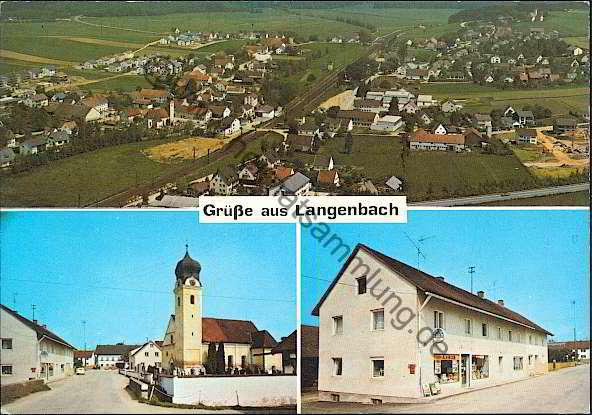 St. Nikolaus von Myra (Langenbach) – Wikipedia