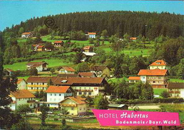 Historische Ansichtskarten Passau Umgebung 03