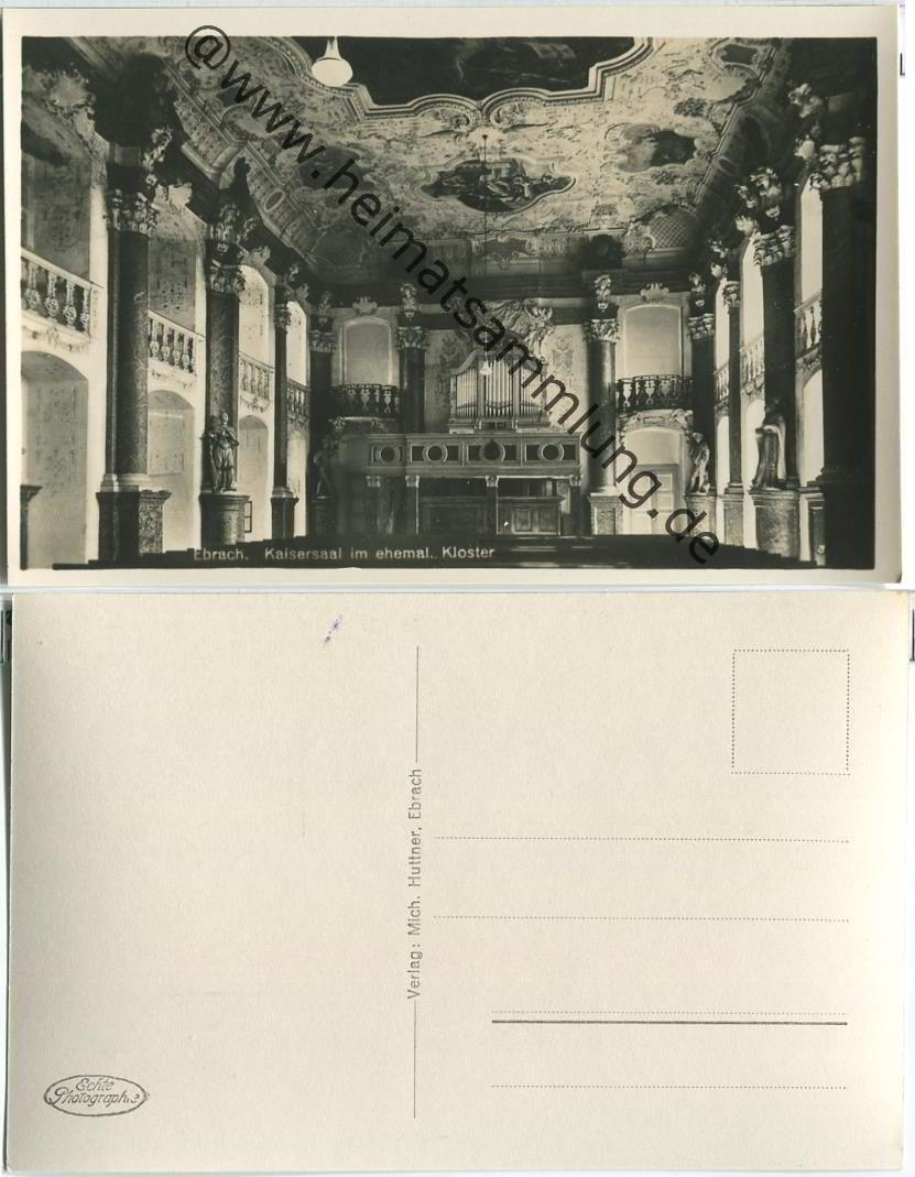 Historische-Ansichtskarten-Ebrach