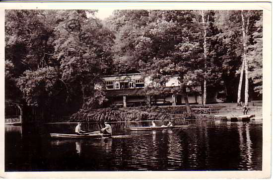 Historische Ansichtskarten Schleusingen