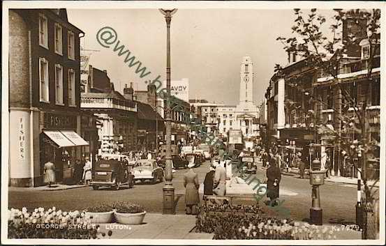Historische Ansichtskarten England London 02
