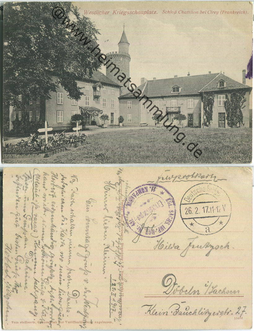 cirey château châtillon