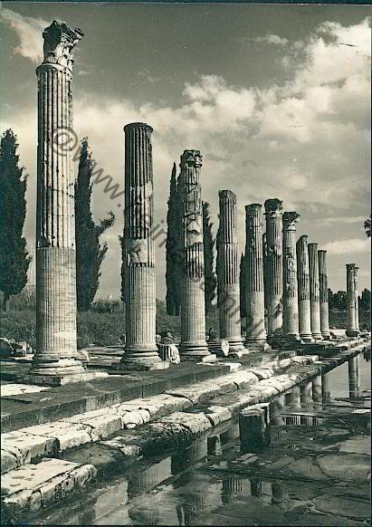 Historische ansichtskarten italien friuli friaul for Aggiornare le colonne del portico