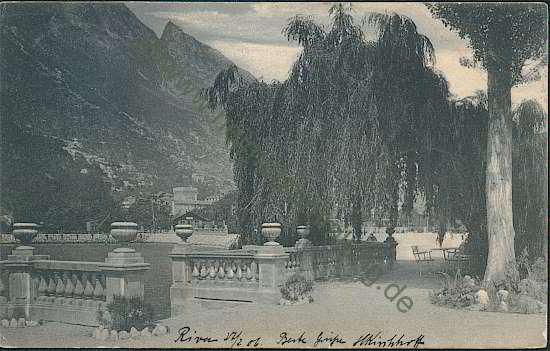 29491] TRENTO - RIVA DEL GARDA - GROTTA CASCATA VARONE | eBay