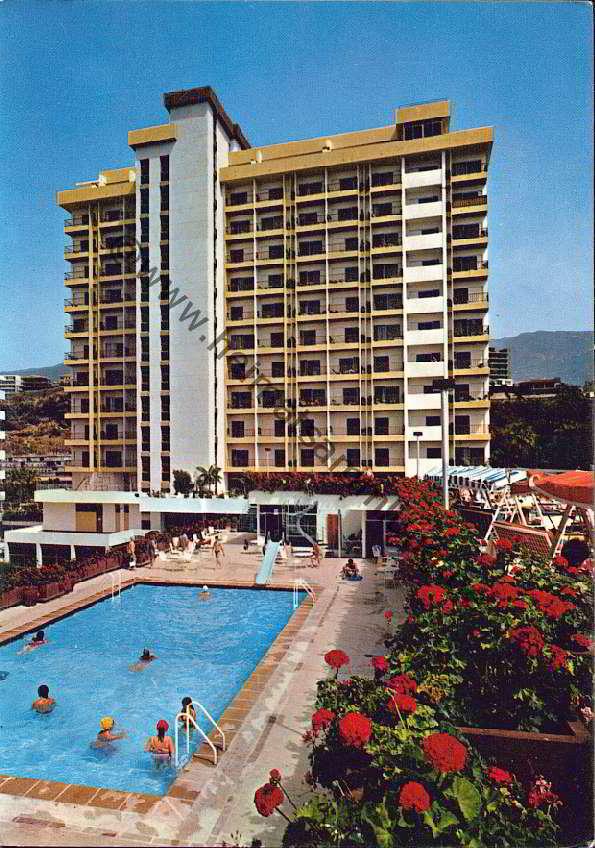 Historische ansichtskarten tenerife - Hotel orotava puerto de la cruz ...